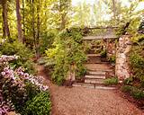 ... Western Garden Patio Landscaping Ideas for A New Concept of Western