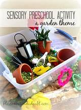 garden preschool sensory activities blessed beyond a doubt