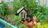 Secret Fairy Garden in an Upcycled Wheelbarrow « The Seasonal Home
