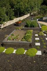 garden paths stone plus mulch inspiration garden pinterest