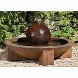 garden outdoor fountains