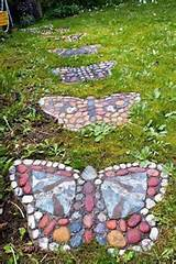 Butterfly steps | 1- my landscape ideas + others | Pinterest