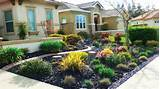 landscaping ideas for front yards without grass | Yards - Front Yards ...