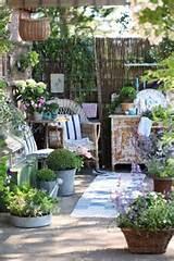 Ideen und Tipps für die Gestaltung der Terrasse mit ländlichem Flair