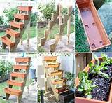 vertical planter garden garden ideas pinterest