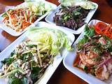 thai salad ideas party ideas pinterest