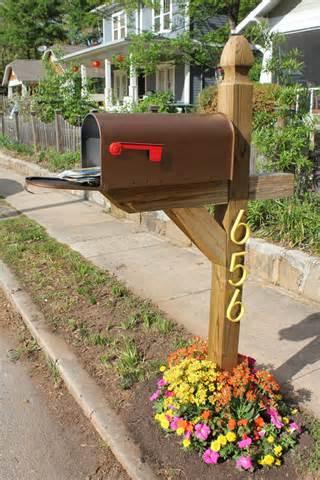 plant a mailbox garden garden club