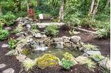 fountain or water feature can help create a tranquil setting in any
