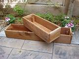 York Garden Centre Wooden Trough Planter Choosing Wooden garden ...