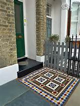 mosaic-front-garden-tile-path-victorian-style-london.JPG