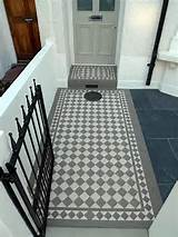 victorian and edwardian mosaic garden path designs and styles london