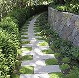Garden path idea | garden diy & ideas | Pinterest