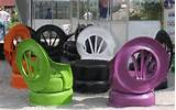 Creative Ideas For Old Tires | Outdoor Ideas | Pinterest