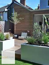 contemporary modern landscape design ideas for small urban gardens