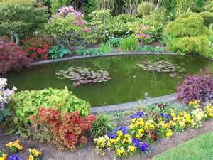 Outdoor Ponds – Decorative Fixtures for Gardens and Landscapes ...