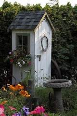 small garden shed ideas garden things pinterest
