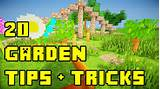 ... 20 Backyard/Garden Landscaping Ideas Tutorial Xbox/PE/PS3/PC - YouTube
