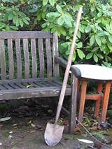 small blade shovel photo carla albright