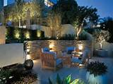 yard landscaping with outdoor lights 25 beautiful lighting ideas