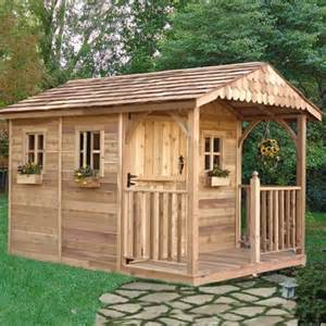 Outdoor Living Today SR812 Santa Rosa 8 x 12 ft. Garden Shed ...