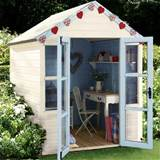 Garden-shed--Bunting---10-ideas--Ideas-Gallery--Style-at-Home ...