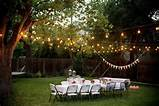 Backyard Entertaining Ideas We Love! - Pizzazzerie