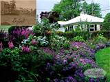 Front Yard Cottage Garden - Traditional - Landscape - newark - by ...