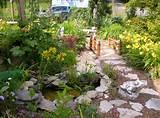 ... garden I call Memory Garden., Entrance to the memory garden from