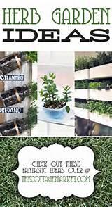 Herb Gardens 30 great Herb Garden Ideas - The Cottage Market # ...