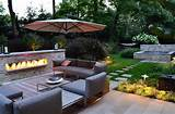 fantastic-backyard-garden-inspiration-plus-stepping-stone-and-cool ...