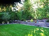... ideas with pool | Seattle Landscaping - Retaining Walls - Wall Blocks