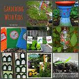 Garden Craft Ideas Ideas For Gardening With Kids