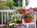 Description Container garden on front porch.jpg