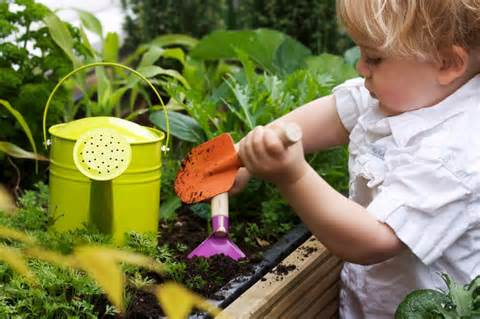 ... kid-friendly projects to get your kids outside...without complaining