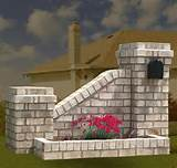 ... Mailbox Ideas, Masonry Mailbox, Mailbox Amp, Yard Ideas, Masonry
