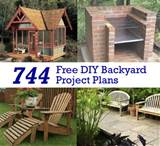 744 Free DIY Backyard Project Plans | Homestead & Survival