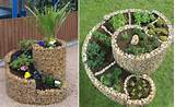 diy herb spiral garden tips on how to build one find fun art