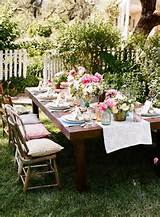 outdoor enchantment pinterest party