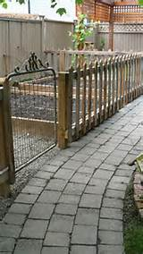 ... idea - would need to fence in a vegetable garden to keep dogs out