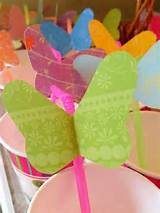 parties ideas free butterflies butterflies templates baby shower
