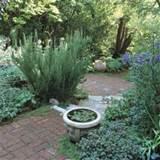 brick garden path garden pinterest