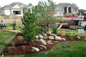 cool easy landscaping ideas insight inspiring corner landscaping