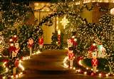 Decorating your garden for Santa Clause | Happy Family Guide