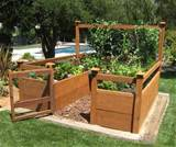 ... raised beds that we thought we might be able to do ourselves