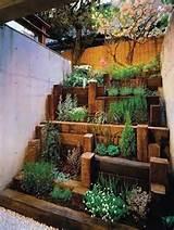 Ideas Para Diseño De Jardines Con Durmientes De Tren | El Blog Del ...