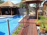 backyard landscaping ideas , swimming pool design , swimming pools