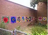 ... Schools, Gardens Murals, Art Gardens, Schools Ideas, Gardens Elements