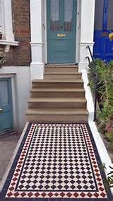 victorian and edwardian mosaic garden path designs and styles london ...