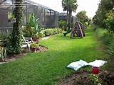 Tropical Front Yard Landscaping Ideas with Palm Trees : Tropical Front ...