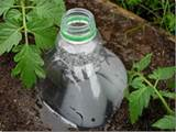 diy drip irrigation system made from plastic bottles curbly diy